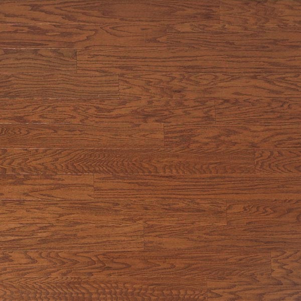 Heritage Mill Click Scraped Oak Amaretto Textured