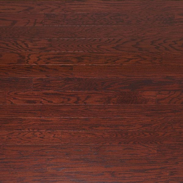 Heritage Mill Click Scraped Oak Cabernet Textured