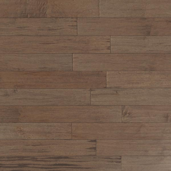 Heritage Mill Click Scraped Maple Tranquil Fog Textured