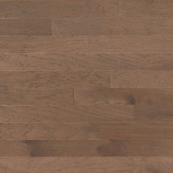 Heritage Mill Solid Brushed Vintage Hickory Stone Textured