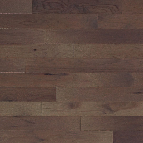 Heritage Mill Click Brushed Vintage Hickory Pewter Textured